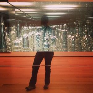 Josiah McElheny, Endlessly Repeating Twentieth Century Modernism, 2007