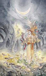 The Moon Shadowscapes tarot deck