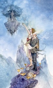 VII Cups  Shadowscapes Tarot
