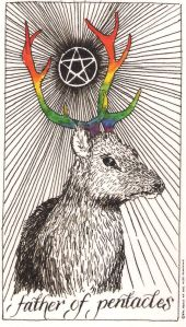 Father of Pentacles Wild Unknown Tarot
