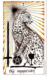 The Magician Wild Unknown Tarot
