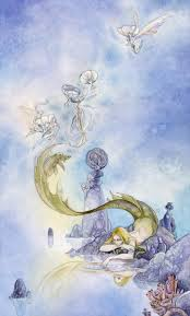 IV of Cups Shadowscapes Tarot