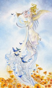 Judgement Shadowscapes Tarot