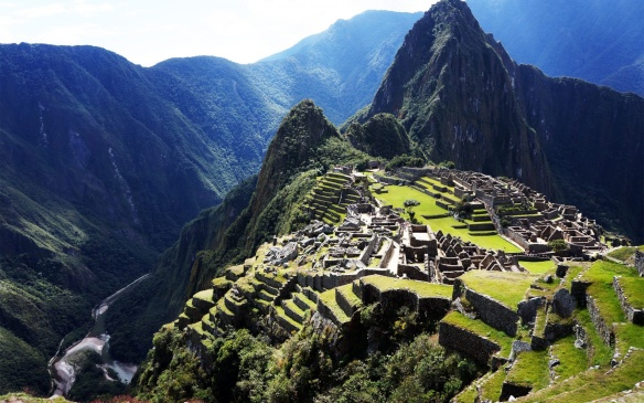 Yes we are going to Machu Picchu and yes I am super pumped!