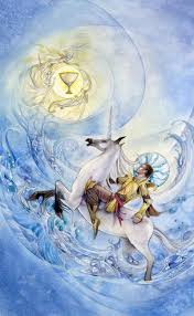 Knight of Cups Shadowscapes Tarot